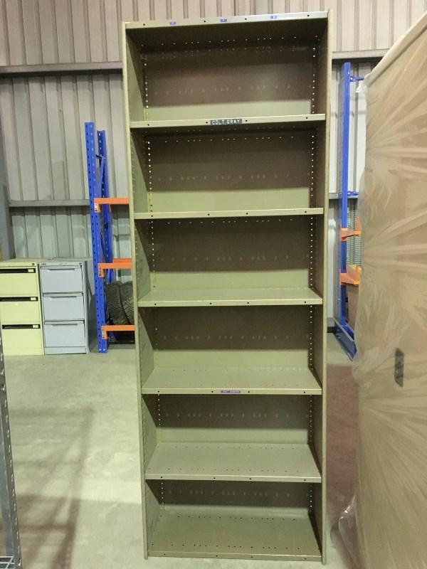 Steel RUT Shelving 760mm W