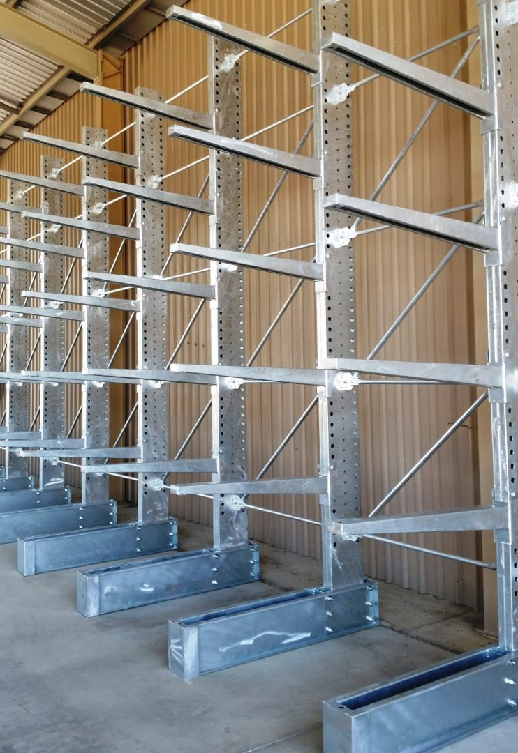 Cantilever Racking Adelaide Warehouse Storage Shelving