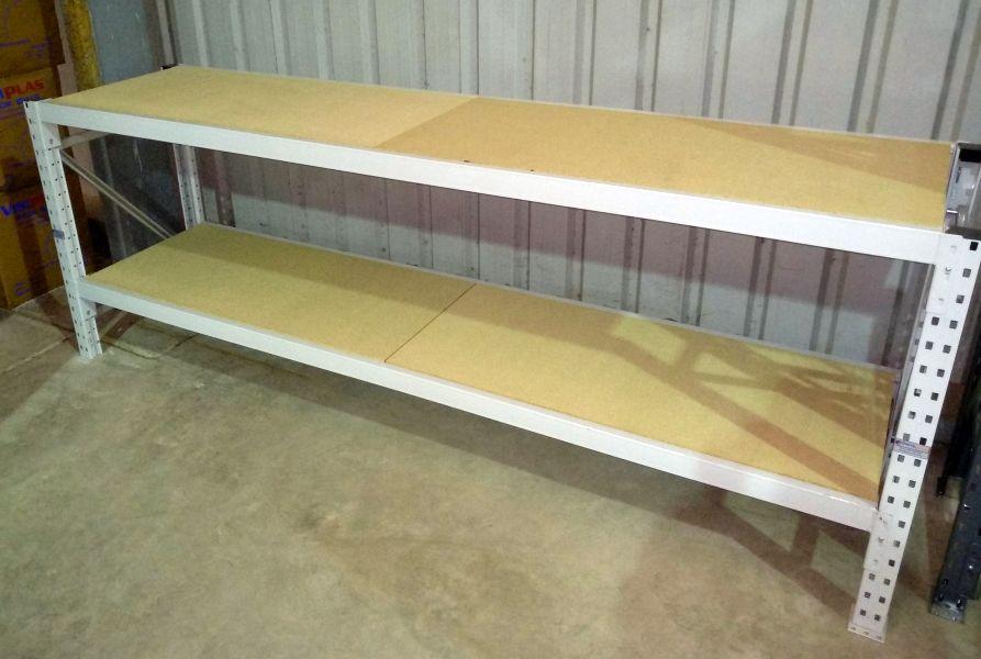 Maxispan Packing Bench